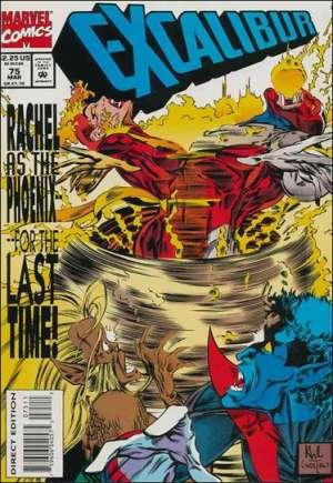 Excalibur (1988-1998)#75B