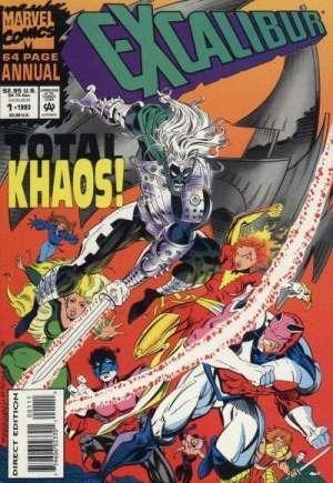 Excalibur (1988-1998)#Annual 1C