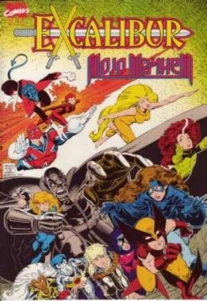 Excalibur: Mojo Mayhem#1