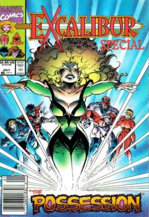 Excalibur Special: The Possession#1A