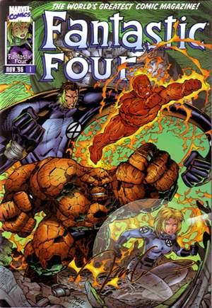 Fantastic Four (1996-1997)#1E