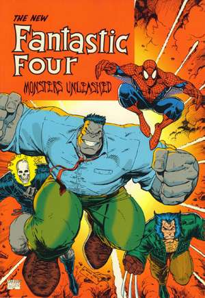 Fantastic Four Monsters Unleashed (1990)#1
