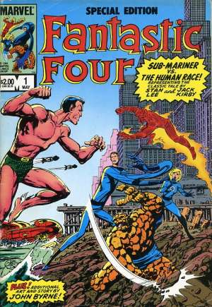 Fantastic Four Special Edition (1984)#1