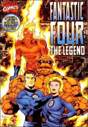 Fantastic Four: The Legend#1