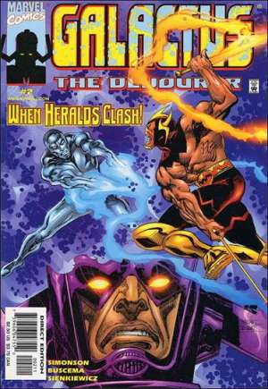 Galactus the Devourer (1999-2000)#2