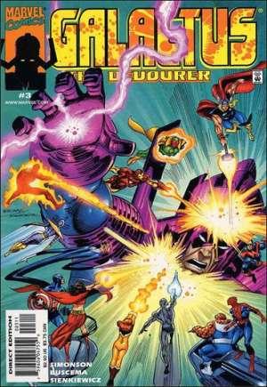 Galactus the Devourer (1999-2000)#3