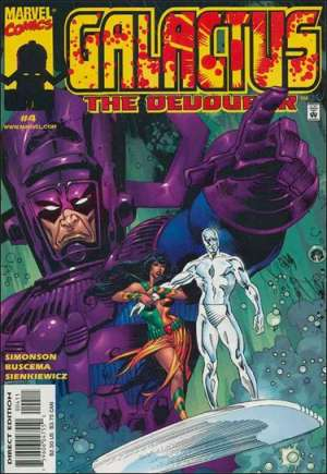 Galactus the Devourer (1999-2000)#4