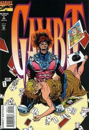 Gambit (1993-1994)#2B