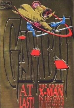 Gambit (1993-1994)#1C