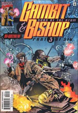 Gambit and Bishop: Sons of the Atom (2001) #3B