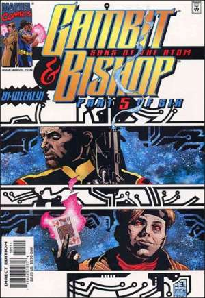 Gambit and Bishop: Sons of the Atom (2001)#5B