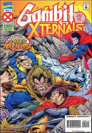 Gambit and the X-Ternals (1995) #2B