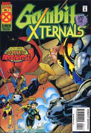 Gambit and the X-Ternals (1995)#4B