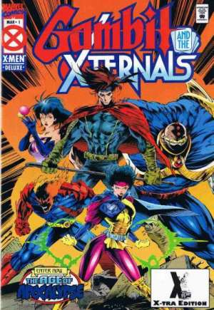 Gambit and the X-Ternals (1995)#1C