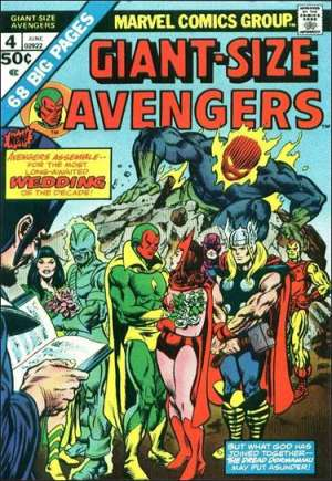 Giant-Size Avengers (1974-1975)#4