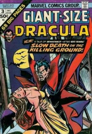 Giant-Size Dracula (1974-1975)#3