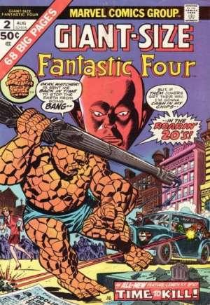 Giant-Size Fantastic Four (1974-1975)#2