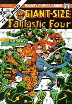 Giant-Size Fantastic Four (1974-1975)#4