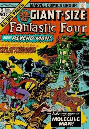 Giant-Size Fantastic Four (1974-1975)#5