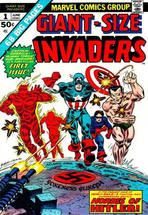 Giant-Size Invaders (1975-2006)#1