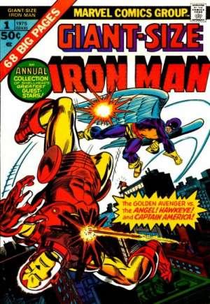 Giant-Size Iron Man (1975)#1