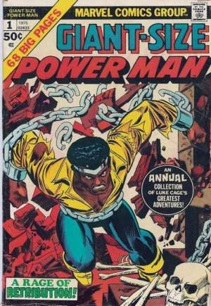 Giant-Size Power Man (1975)#1