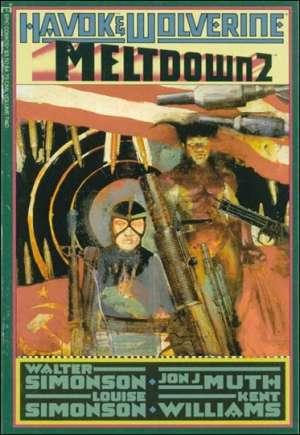 Havok and Wolverine: Meltdown (1989)#2