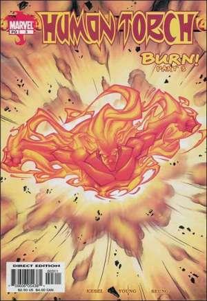 Human Torch (2003-2004)#3