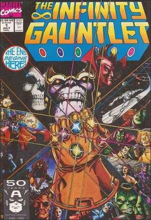 Infinity Gauntlet (1991)#1B