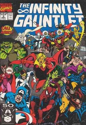 Infinity Gauntlet (1991)#3B