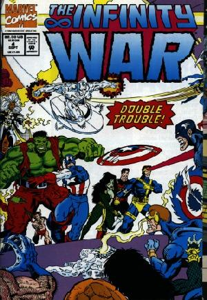 Infinity War (1992)#4