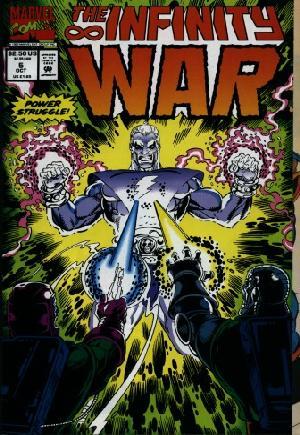 Infinity War (1992)#5