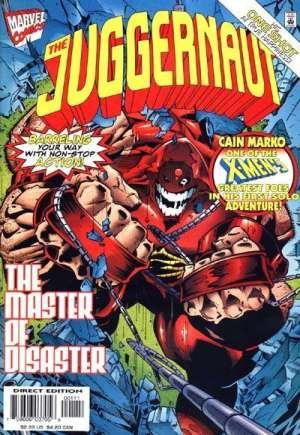 Juggernaut (1997)#1B