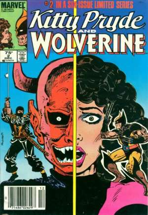 Kitty Pryde and Wolverine (1984-1985)#2A