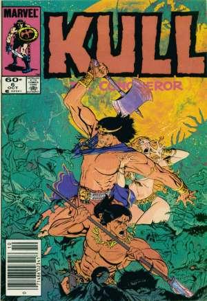 Kull the Conqueror (1983-1985)#6