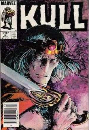 Kull the Conqueror (1983-1985)#9