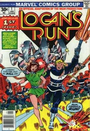 Logan's Run (1977)#1A