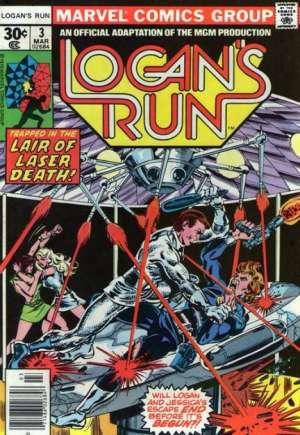 Logan's Run (1977)#3A
