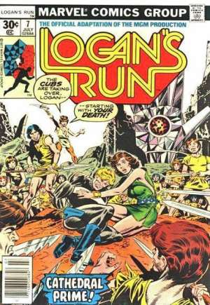 Logan's Run (1977)#7A
