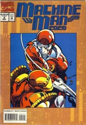 Machine Man 2020 (1994)#2