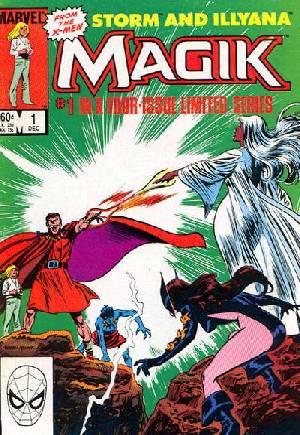 Magik (1983-1984)#1B