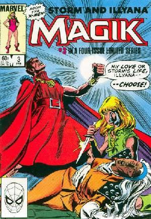Magik (1983-1984)#3B
