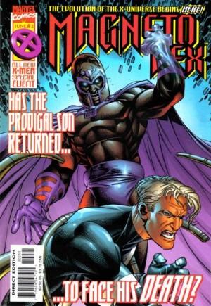 Magneto Rex (1999)#2