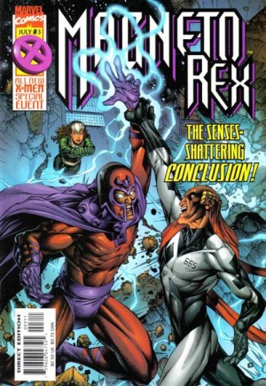Magneto Rex (1999)#3