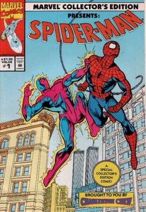Marvel Collector's Edition: Spider-Man/Wolverine (1992)#1