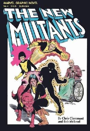 Marvel Graphic Novel (1982-1988)#GN Vol 4D