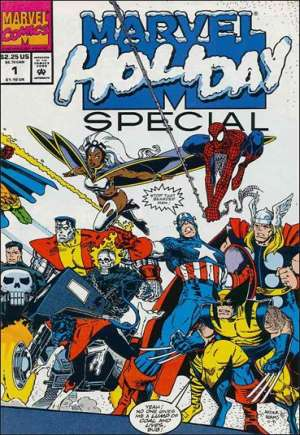 Marvel Holiday Special (1991-Present) #1991