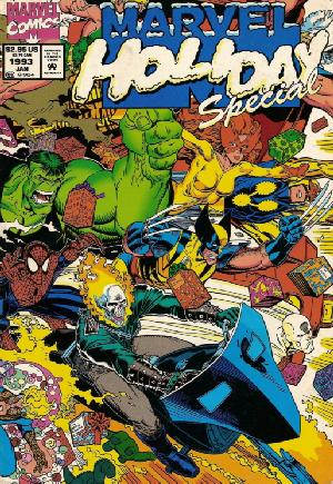 Marvel Holiday Special (1991-Present)#1992