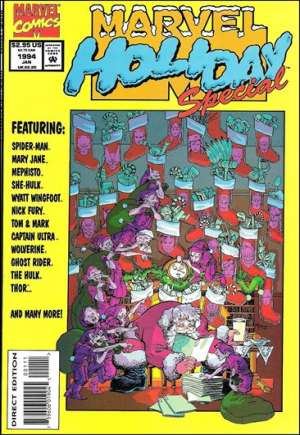 Marvel Holiday Special (1991-Present) #1993