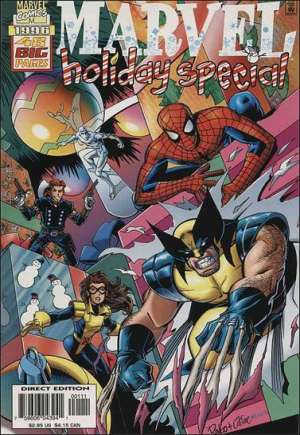 Marvel Holiday Special (1991-Present) #1996B